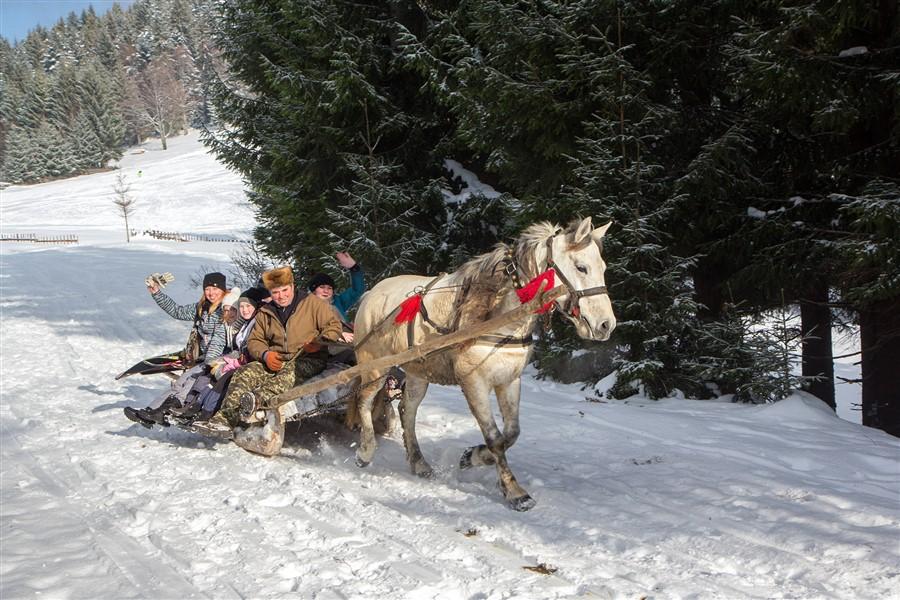 Рождество 2019 на Закарпатье